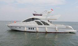 Sewa Kapal Yacht
